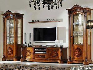 TV-skrinky, či TV-steny?