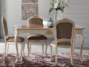 Aký veľký jedálenský stôl potrebujete?