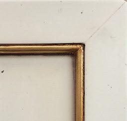 Crema firenze foglia oro