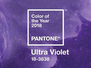 Farba roka 2018