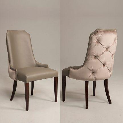 Čalúnená stolička GNN3022