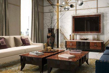 Obývačka Oscar