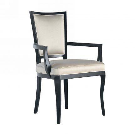 Čalúnená stolička s opierkami 1064-C