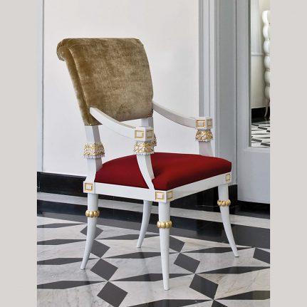 Stolička s opierkami RZST-138
