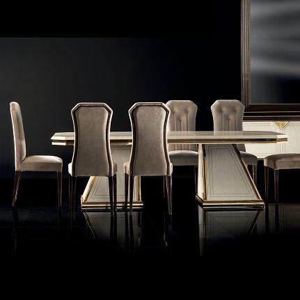 Jedálenský stôl ARC Diamante long