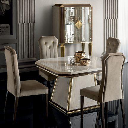 Jedálenský stôl ARC Diamante