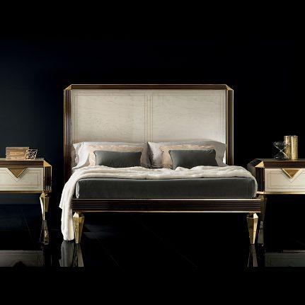Manželská posteľ ARC Diamante 2