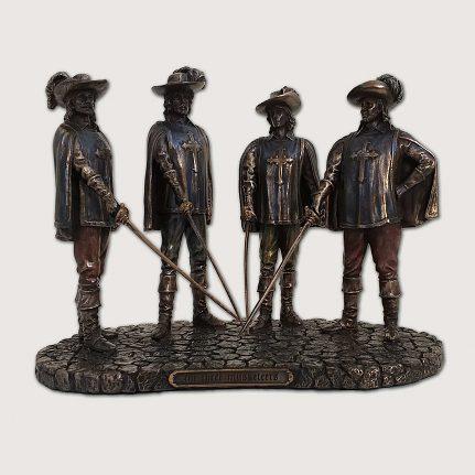 D'Artagnan a traja mušketieri IFSR77394