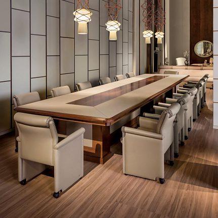 Rokovací stôl MCH Giubileo