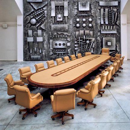 Rokovací stôl MCH G7 ovál