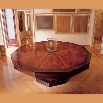 Rokovací stôl MCH Fontana Round