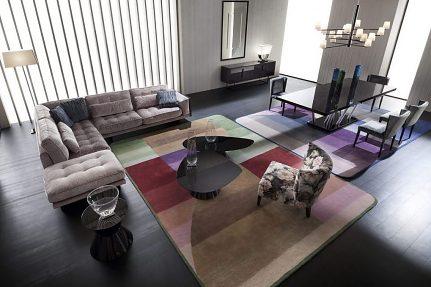 Obývačka Glamorous
