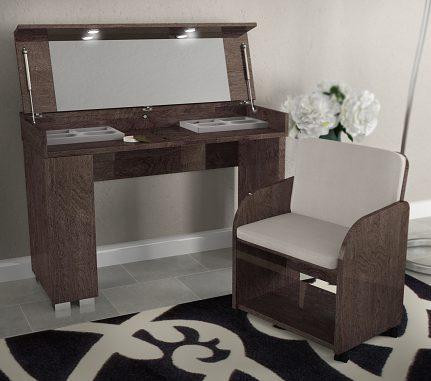 Kozmetický stolík ST PRBUMCM03