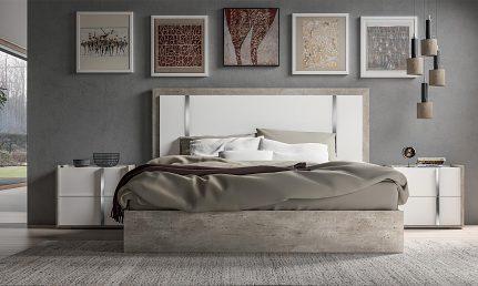 Manželská posteľ ST ERTRBWHLT04