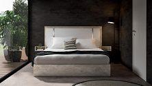 NIGHT - Treviso_Bed + Floating Bedside Table.jpg