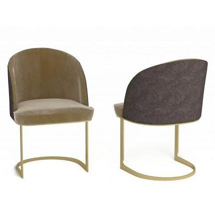 Čalúnená stolička V025L