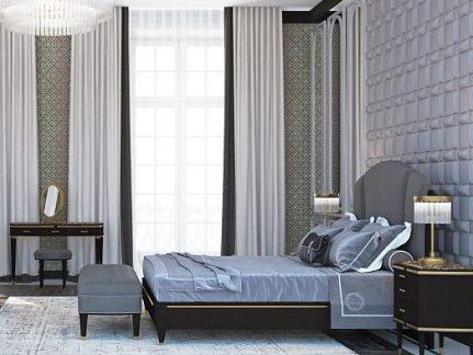 Spálňa Vanity