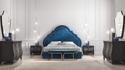 Spálňa Beverly Hils 1