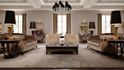 Obývačka Paris Home 1