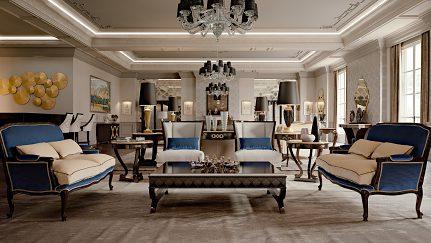 Obývačka Paris Home 2