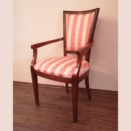 Stolička s opierkami AA0300A