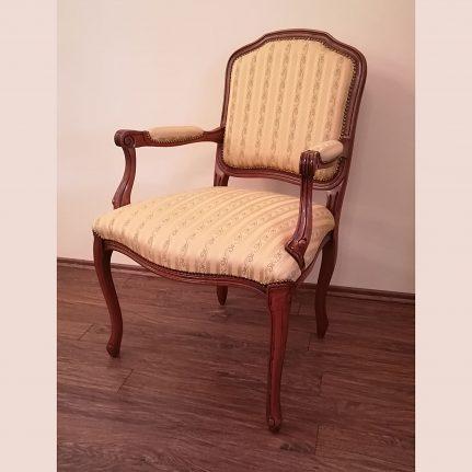 Stolička s opierkami AA10002