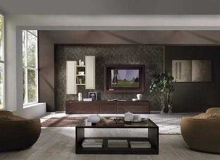 Obývačka Marte