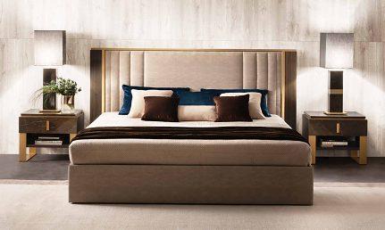 Manželská posteľ ARC Essenza úložná