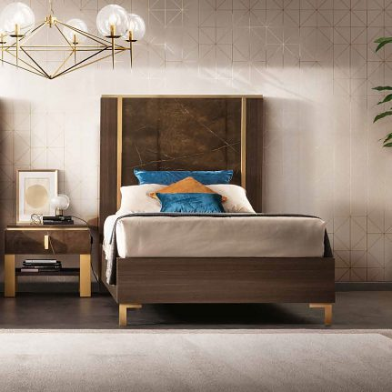 Jednolôžková posteľ ARC Essenza