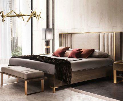 Manželská posteľ ARC Essenza art.31