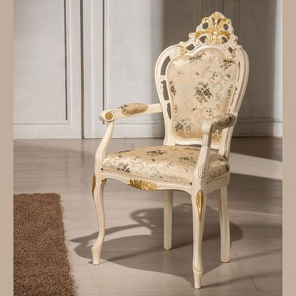 Stolička s opierkami Pi1719