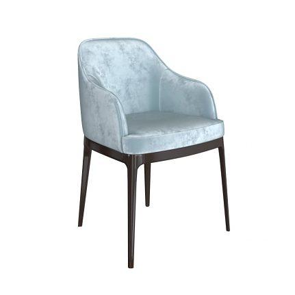 Stolička s opierkami GNN6010/Plain