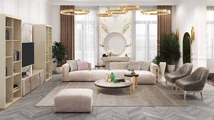 Obývačka Clizia 1