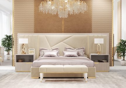 Spálňa Clizia 1